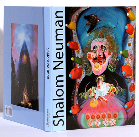 SHALOM NEUMAN 40 Years of Fusion Art 1967 - 2007
