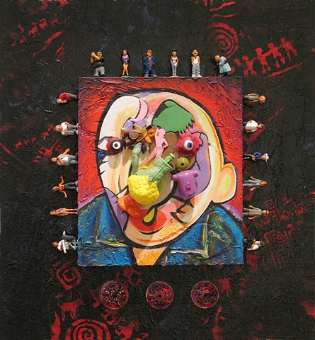 Shalom Neuman - Ed from Amerika series #1