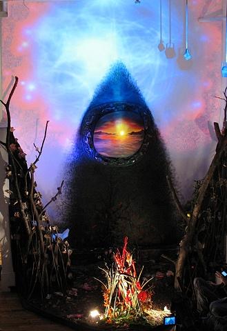 Toxic Paradise series, Shalom Neuman, FusionArts Museum
