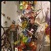 Neo Nuky Madonna Installation (detail)  Emil Leonard Gallery Soho, NY