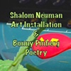 Shalom Neuman Installation Bonnie Finberg Poetry