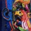Oswald (Amerika series #4)  Close Up Detail