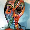 Fusion Golem - Womanizer  (head close up)