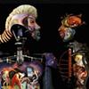 Fusion Golem  (Close-up detail, l. - r. : Womanizer, Dick)