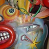 Fusion Golem - Dick  (head detail )