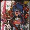 Neo Nuky Madonna  Gallery Installation (close-up detail) Emil Leonard Gallery Soho, NY