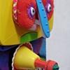 Jason (Amerika series #4)  Close up detail