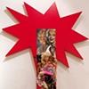 Double Exposure - Marilyn & Barbie