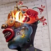 Fusion Golem - Dick  (head close-up)