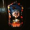 Neo Nuky Madonna Installation  (Toxic Paradise series)  Cream Gallery Paris, France