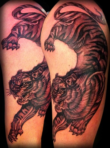 tiger tattoo, markus anacki, kaleidoscope tattoo, cambridge, black and gray, boston, tattoo, markus, cambridge tattoo, boston tattoo, tattoo shop, tattoo shop cambridge, boston tattoo convention,