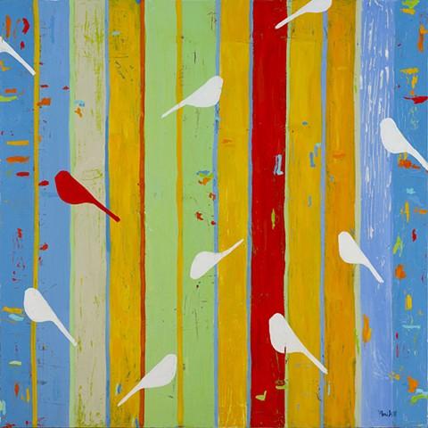Bedroom Birds