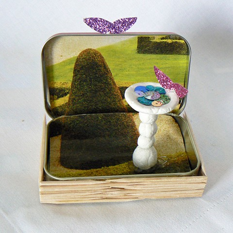 Bird Bath in a Box