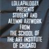 Lollapalooza Exhibition Banner