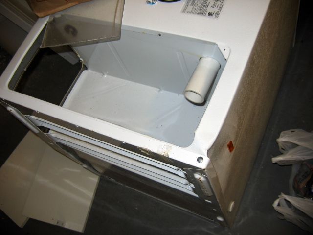 Window-Unit Refrigerator