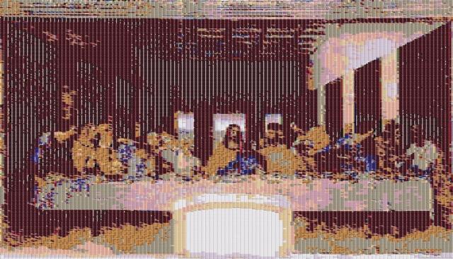 Last Meals (Jesus)