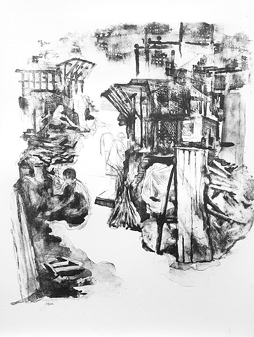 stone lithography