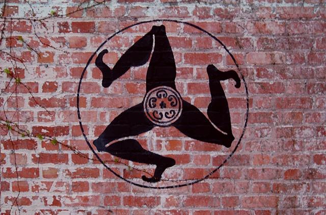 triskelion three legs Berkeley hidden gems