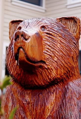 Spruce Street Bear