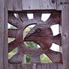 Fence on San Ramon (Bird)