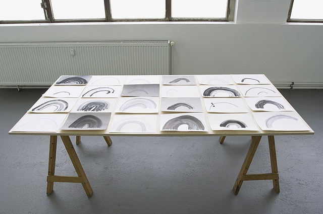 Greybows - Installation view