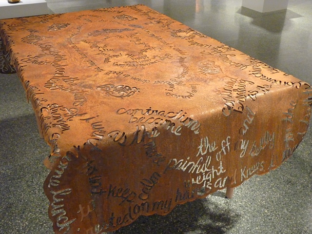 Lay On The Table (Juried Kinsey Institute 2011)