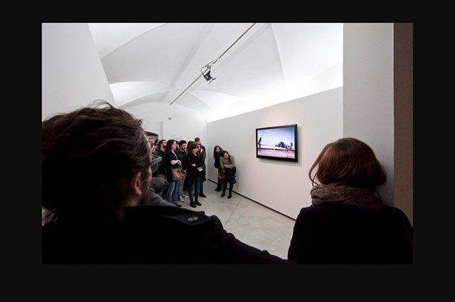 In Balance With, Strozzina, Centre for Contemporary Culture at Palazzo Strozzi, Florence, Italy