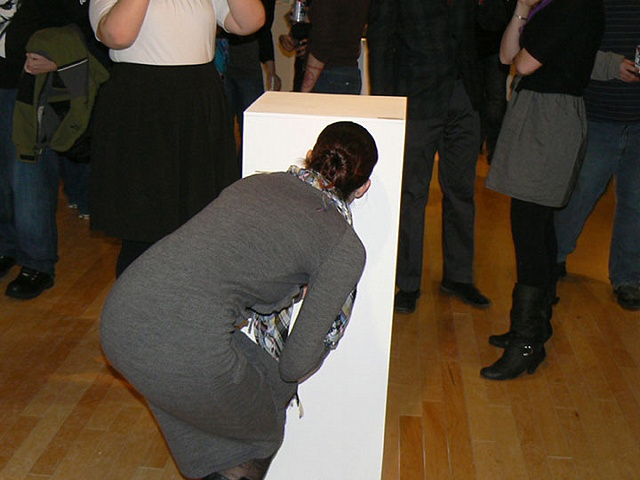 Susan Kennedy: Pieces, installation view