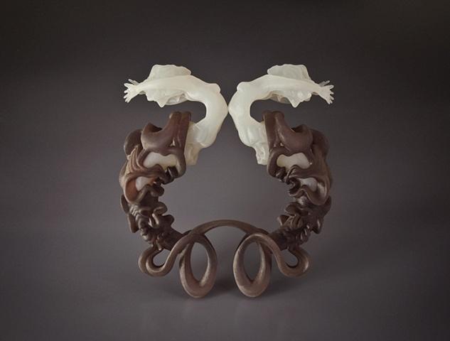 Contortionist Rorschach, Bracelet