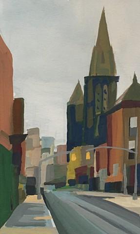 Hoyt St. Church