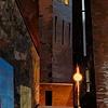 Alley at Dusk