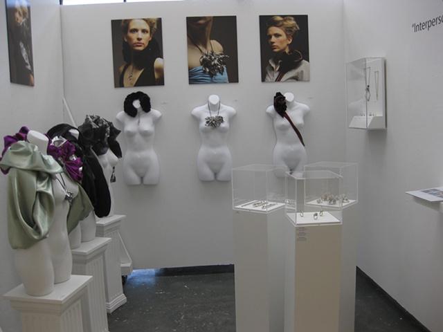 BFA solo exhibition space
