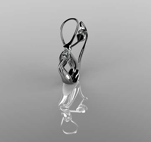"rendering ""Synaptic Exchange"" ring"