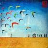 Kites and wind / Cometas y viento