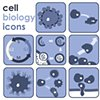 cell biology icons
