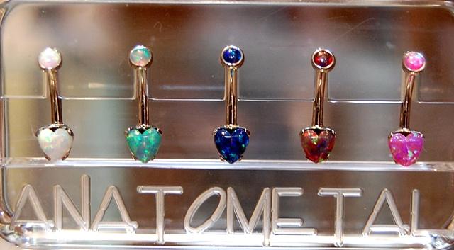 Prong Hearts by Anatometal