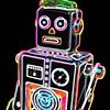 Easel Back Robot