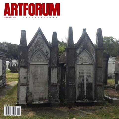 Alexis Grant ARTFORUM healthy collective narcissism mortality