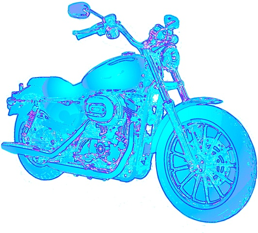 Blue Raspberry (Operation Sweet Ride)