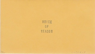 voice of reason