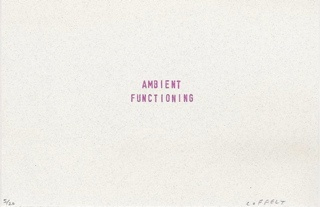 ambient functioning