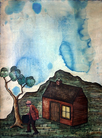 Jeffrey Schweitzer The Drifter: Leaving Home Forever