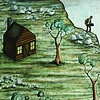 Jeffrey Schweitzer The Drifter: Crossing Old Man Wilson's Farm