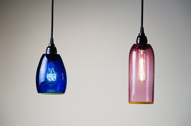 Custom Designed Pendant Lighting