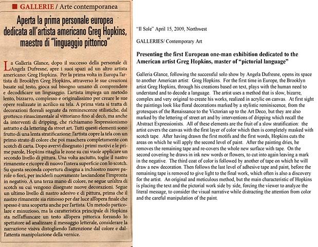 Il Sole, Northwest Edition, Turin, Italy