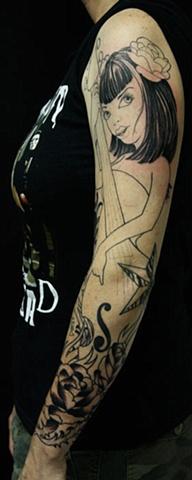 Eric James tattoo Phoenix Arizona