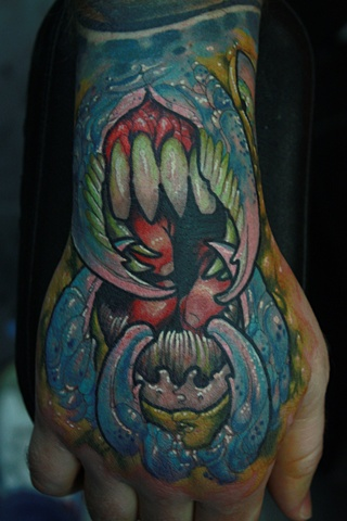 Eric James tattoo Phoenix Tattoo Company