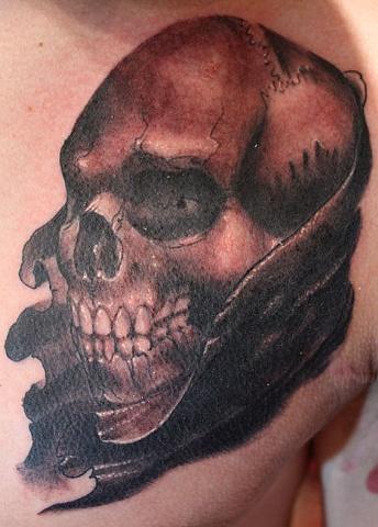Grim Reaper Eric James