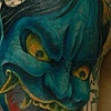Hannya Dragon sleeve