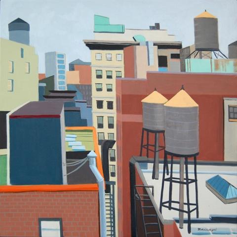 NYC Water Towers III